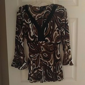NWT New Directions Blouse